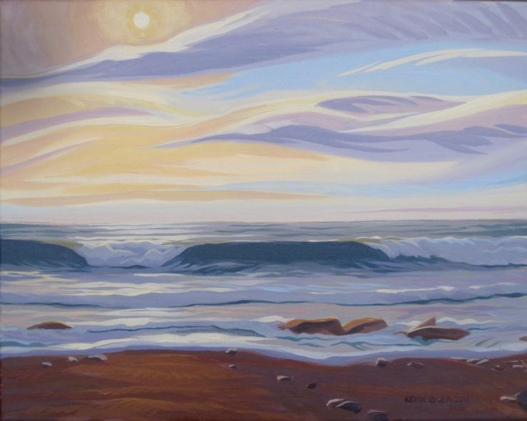 Water and Sunlight--Gleason - 1